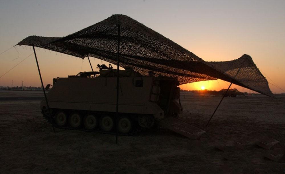 قوة دفاع البحرين تنفذ تمرين القيادات (حصن الوطن)