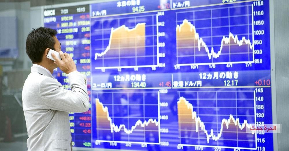 ارتفاع مؤشر نيكي 0.87 % في تعاملات بورصة طوكيو