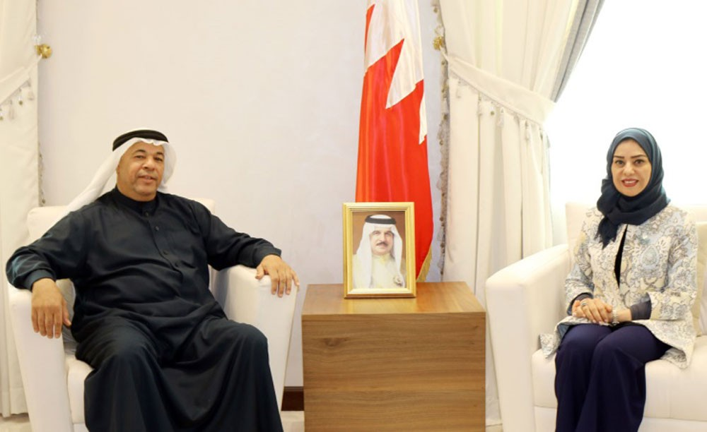 رئيسة النواب: دورٌ بارزٌ لوزارة الداخلية في حفظ أمن البحرين