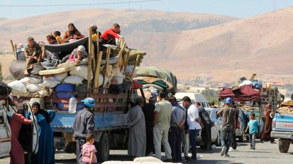 نازحو سوريا ينتظرون.. وعين النظام على تغيير ديموغرافي