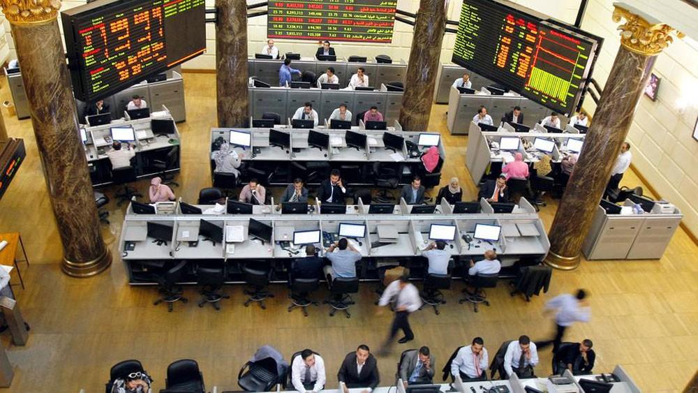 تباين مؤشرات بورصة مصر مع استمرار عمليات جني الأرباح