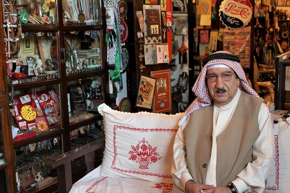 الحسن: أطمح بإصدار كتاب يخص تراث مملكة البحرين
