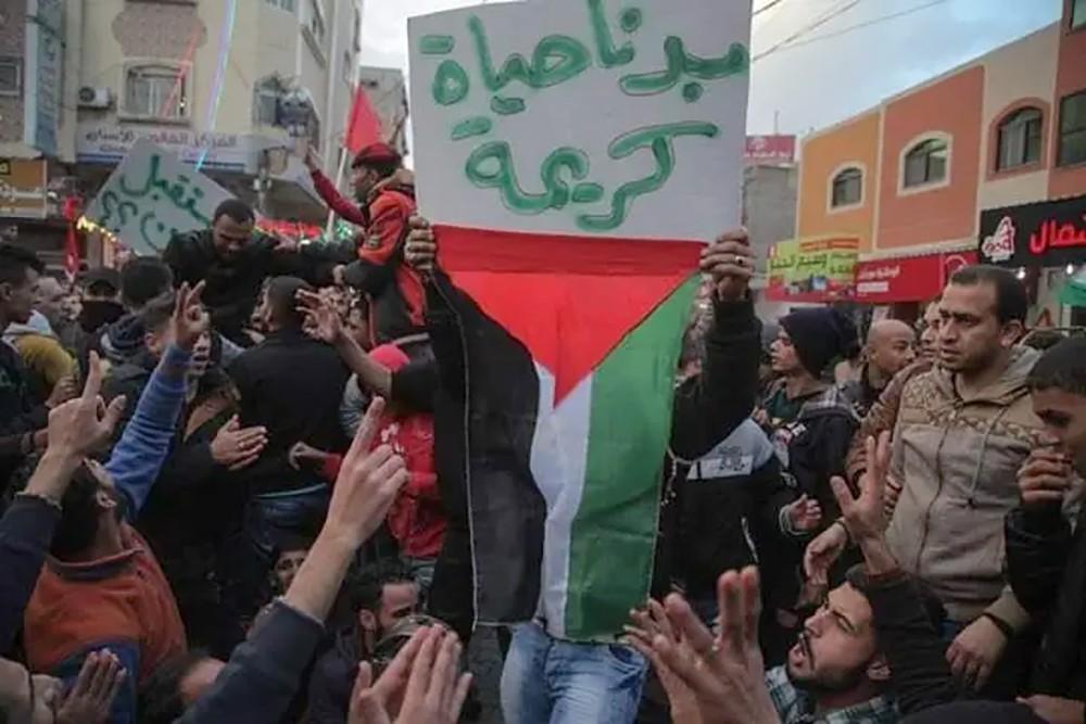 """ضغوط فلسطينية على حماس لوقف """"إجراءاتها القمعية"""""""