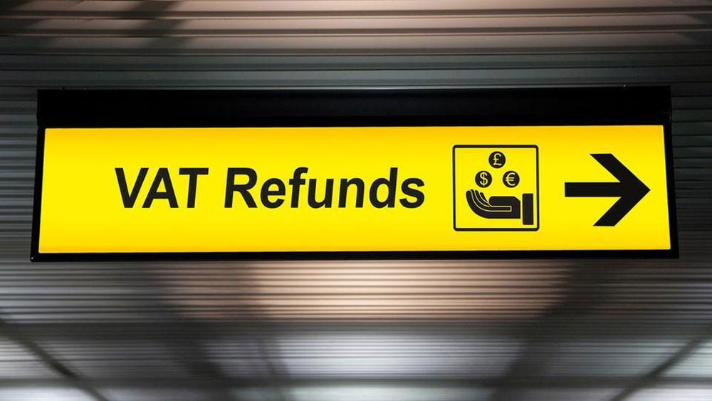 استرداد نسبة من مبالغ القيمة المضافة في مطار البحرين