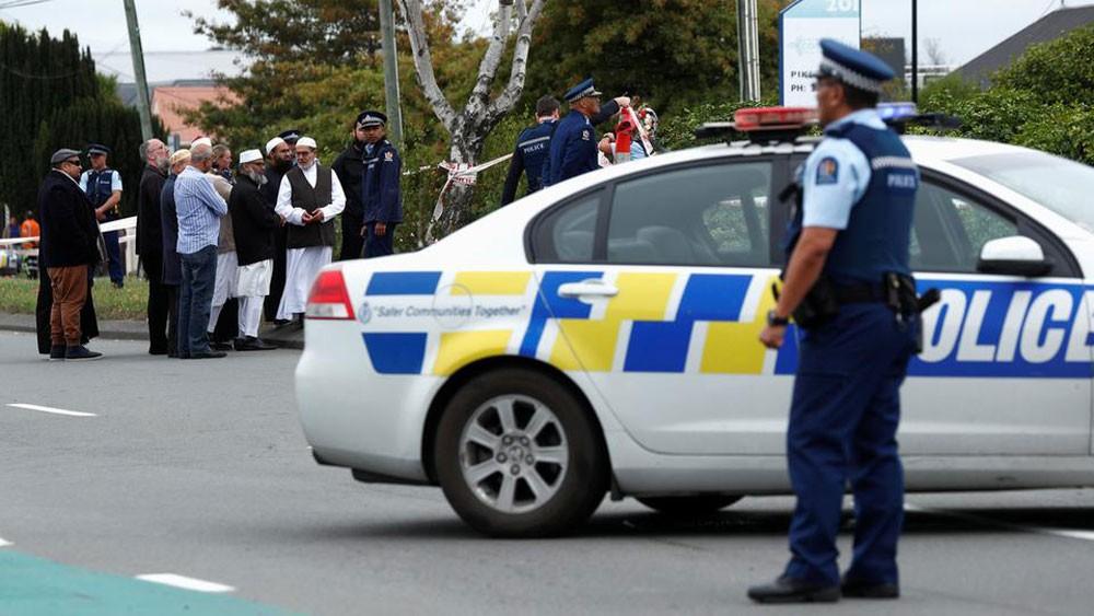نيوزيلندا: لا نستبعد وجود مساعدين لمنفذ الهجوم الإرهابي