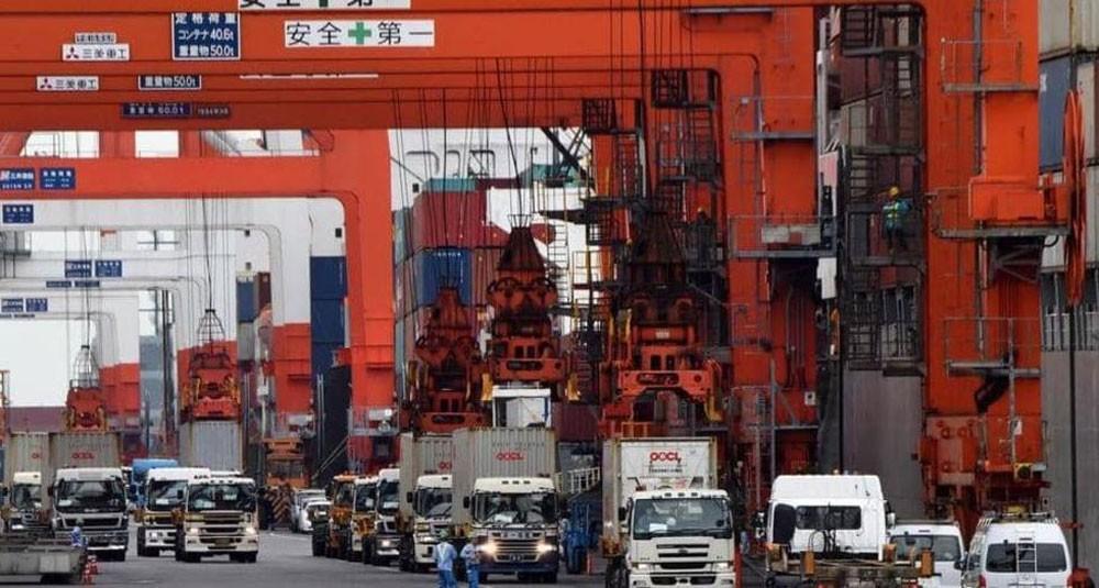 تراجع صادرات اليابان 1.2% في فبراير