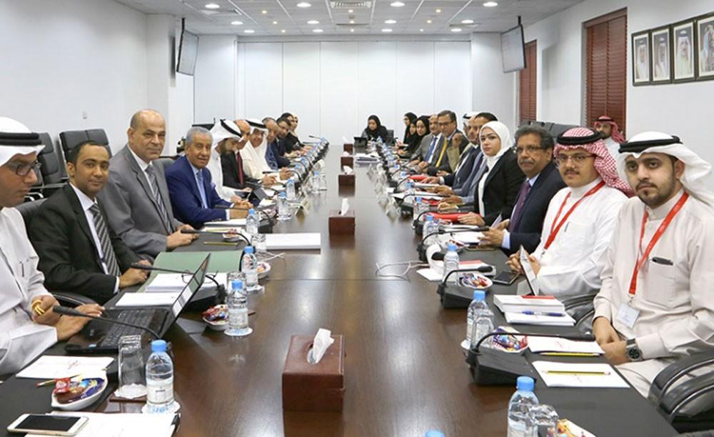 الشؤون المالية بالمجلسين تعقد اجتماعاً تنسيقياً بشأن الميزانية