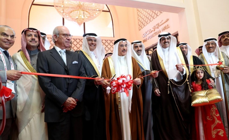 الشيخ خالد بن عبد الله: الاستثمار في الصناعات النفطية مرتكز لتنويع قاعدة الاستثمار وفتح آفاق جديدة يعظم مردوداتها