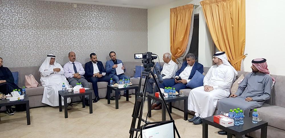ندوة مجلس النائب هاشم: توظيف العاطلين والمفصولين أولوية