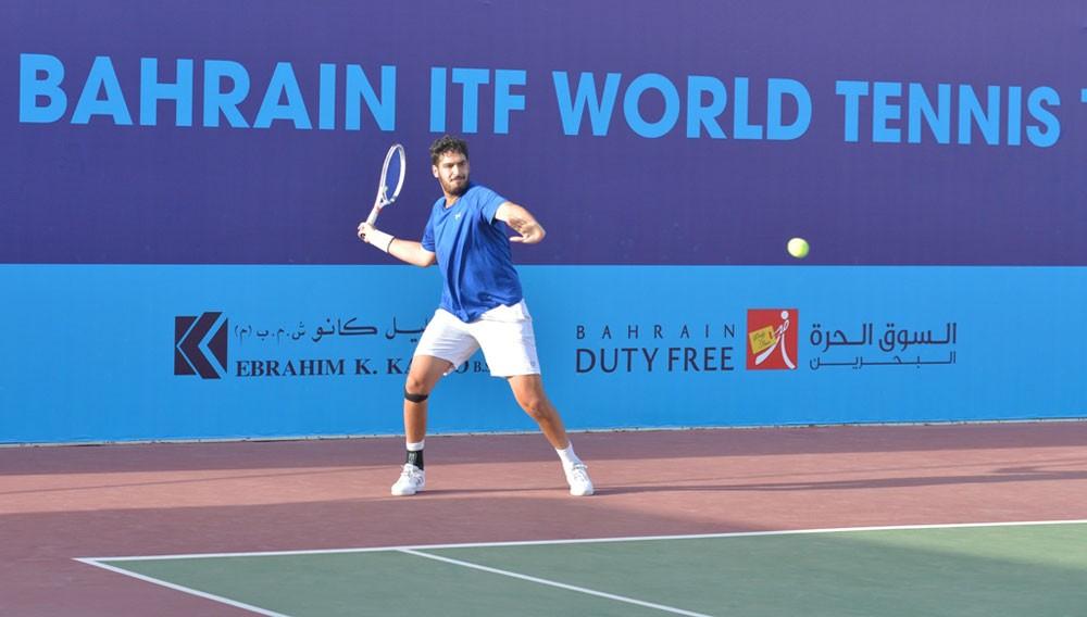 حسم بطاقات التأهل إلى الدور الرئيس في مسابقة فردي  ITF