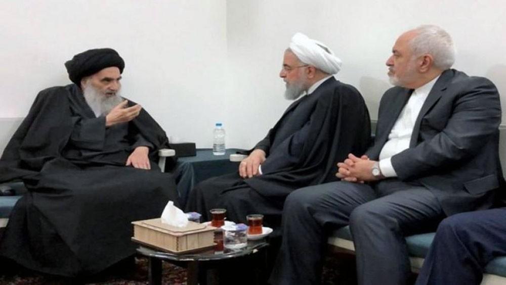هل يدعم السيستاني خط روحاني في إيران لإضعاف خامنئي؟