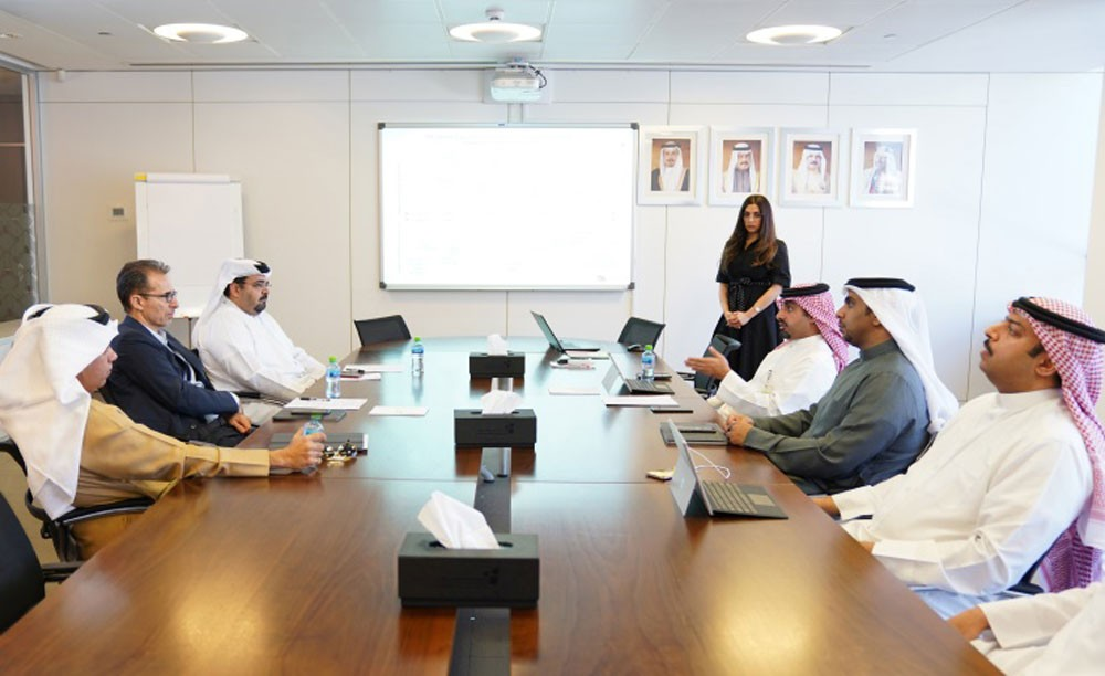 مجلس إدارة هيئة تنظيم الاتصالات يعقد اجتماعه الأول