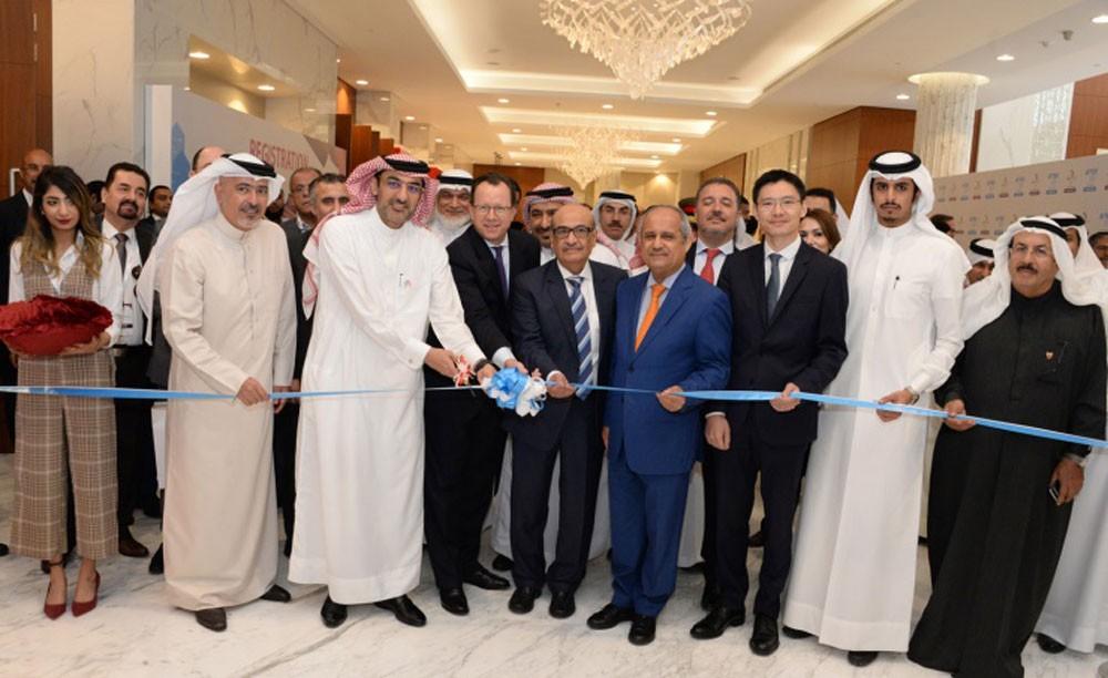 افتتاح معرض البحرين الدولي للتكنولوجيا