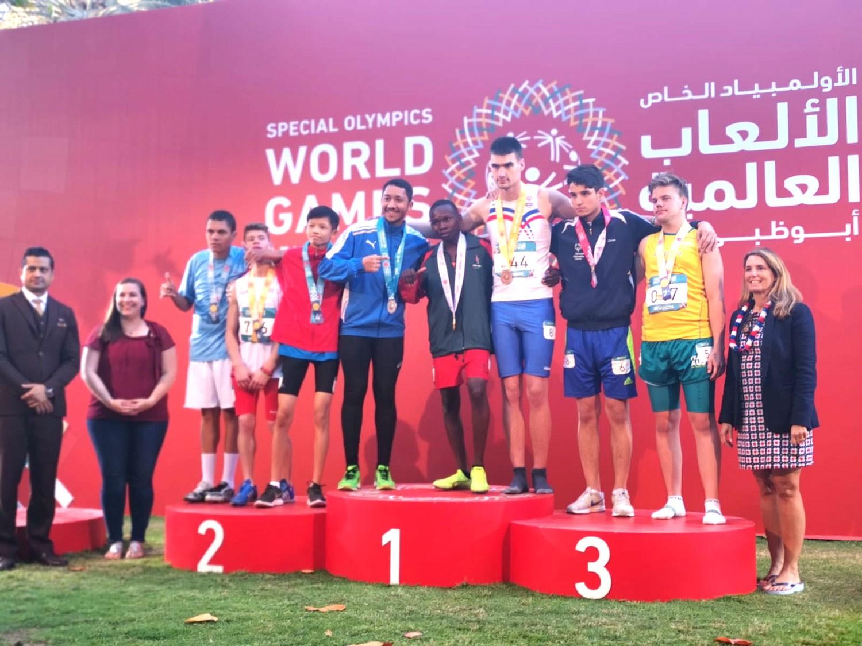 الاولمبياد الخاص البحريني يصل الى 27 ميدالية ويواصل الحصاد
