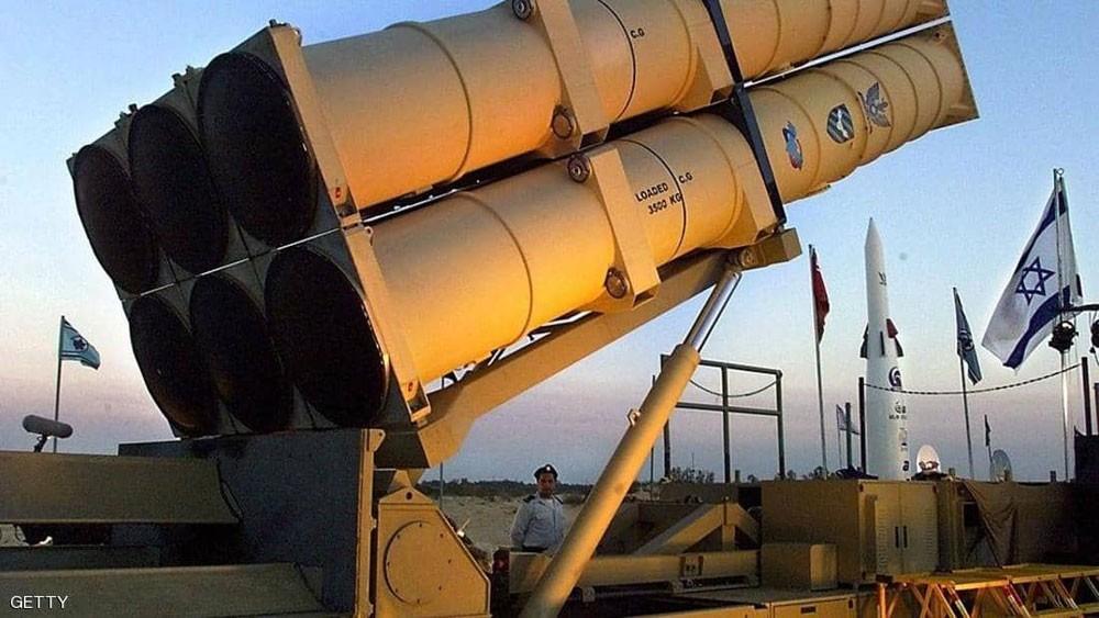 """أميركا وإسرائيل توجهان """"رسالة صواريخ بالستية"""" إلى إيران"""