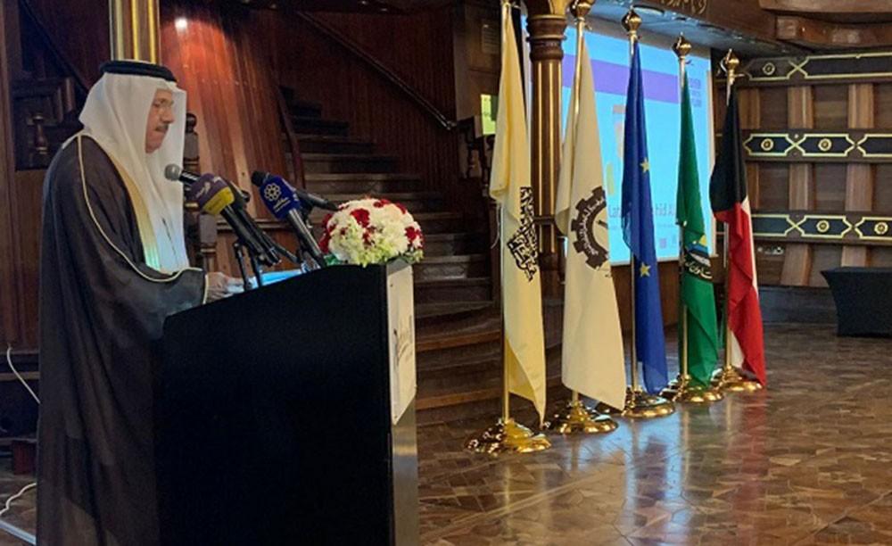 أمين عام مجلس التعاون يشارك في منتدى الأعمال الخليجي الأوربي