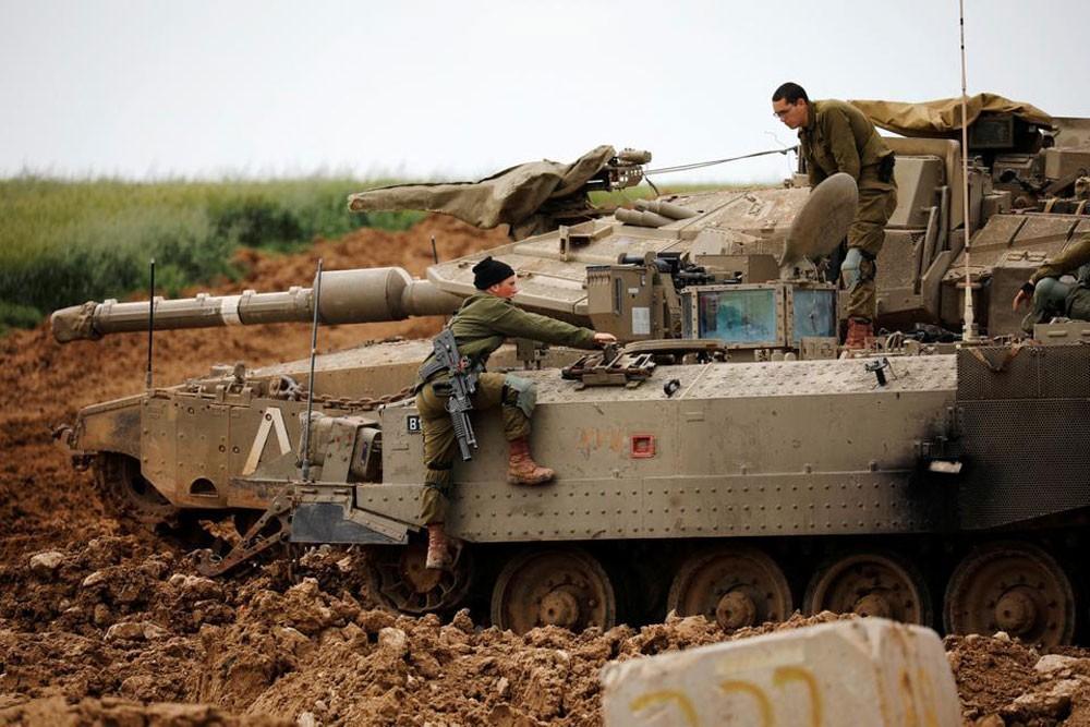 إصابات بقصف إسرائيلي على غزة