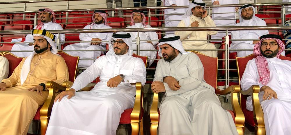 رئيس اتحاد السلة يشكر سمو الشيخ عيسى بن سلمان ويهنئ المحرق