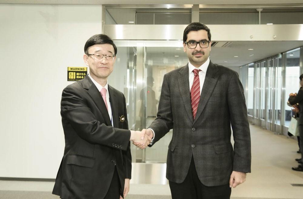 سمو محافظ الجنوبية يبدأ زيارة رسمية إلى اليابان