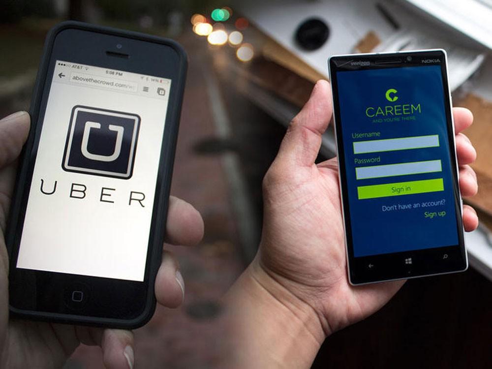 Uber ستعلن عن اتفاق لشراء منافستها Careem
