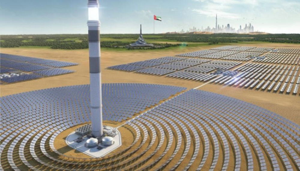 أكوا باور السعودية وهيئة كهرباء ومياه دبي يستكملان تمويل مشروع طاقة شمسية بقدرة 950 ميغاوات