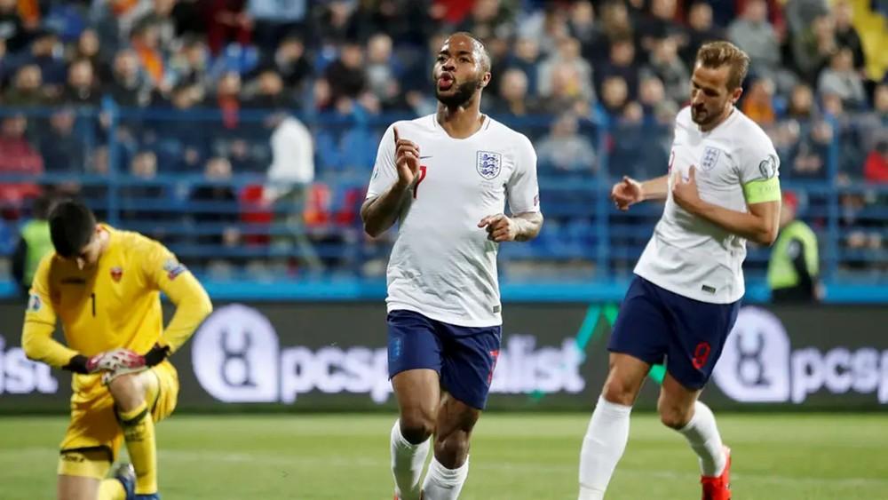 إنجلترا تكتسح الجبل الأسود.. وفرنسا تهزم أيسلندا