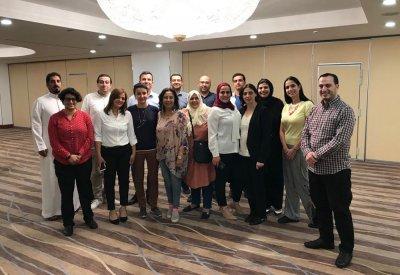a4f9a672d الهلال الأحمر البحريني يشارك في ورشة عمل حول