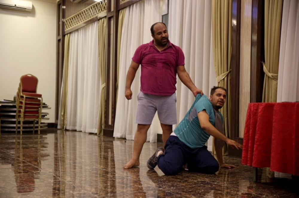 """مسرحية """" إكس أو"""" للشاخورة بشرم الشيخ الدولي"""