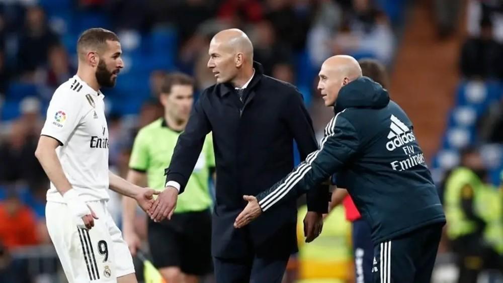 زيدان: لن أرضي جميع لاعبي ريال مدريد