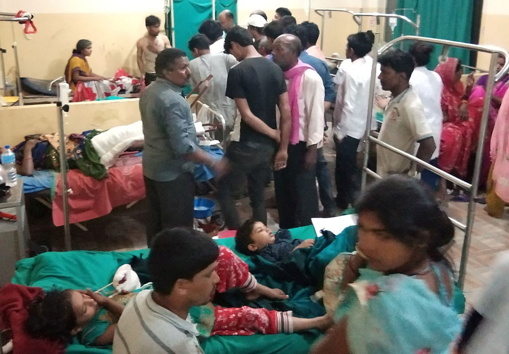 مقتل 27 شخصا وإصابة 400 جراء عاصفة رعدية في نيبال