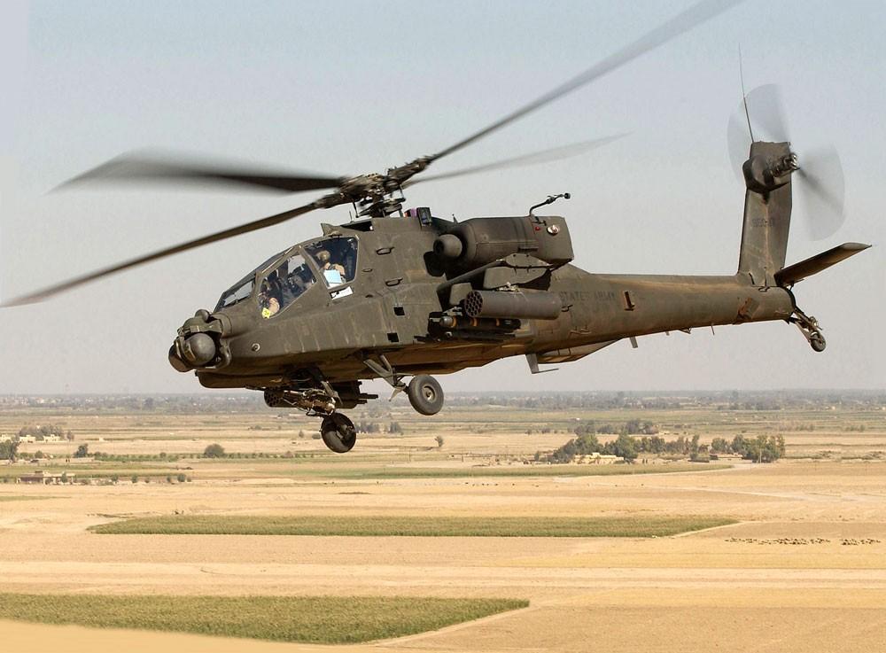 مقتل طيارين تابعين للبحرية الامريكية في تحطم هليكوبتر بأريزونا