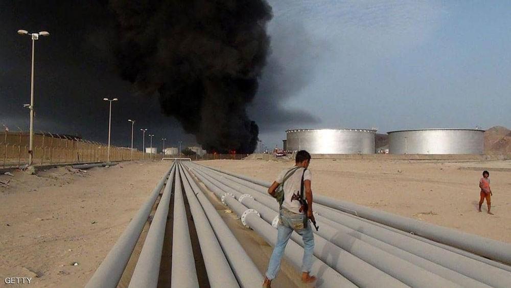 مليشيات الحوثي بصدد ارتكاب جريمة بيئية كارثية