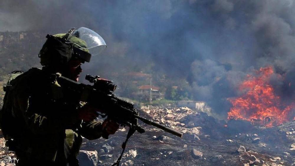 إستشهاد فلسطيني برصاص إسرائيلي شمال القدس