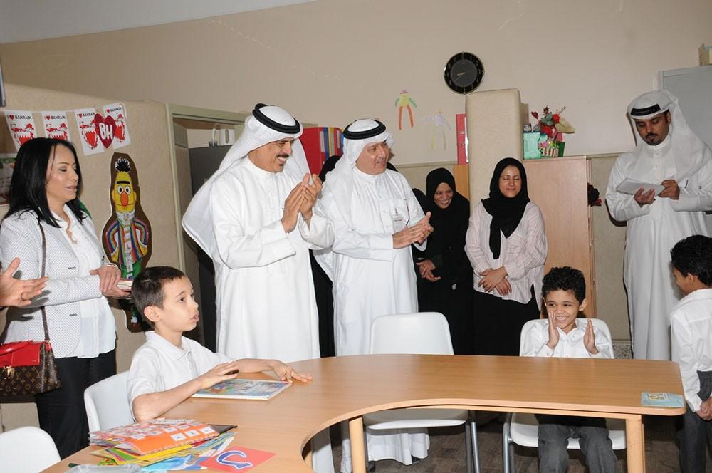 دمج طلبة التوحد في المدارس الإعدادية لأول مرة في تاريخ البحرين التعليمي