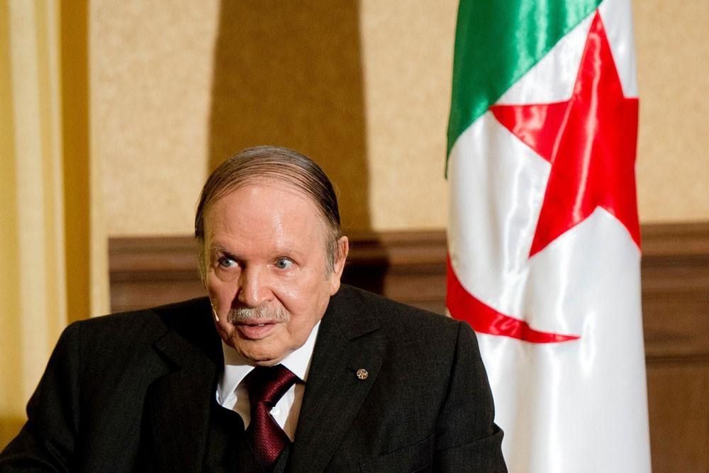 استقالة الرئيس الجزائري عبد العزيز بوتفليقة