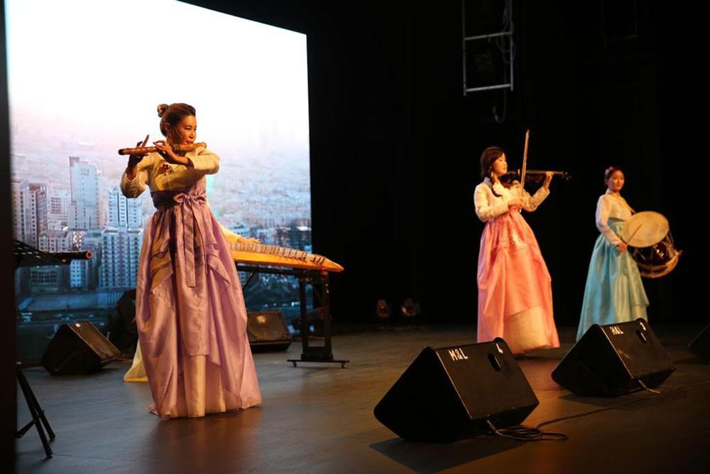 """""""صوت كوريا"""" .. أمسية موسيقية بالصالة الثقافيّة"""