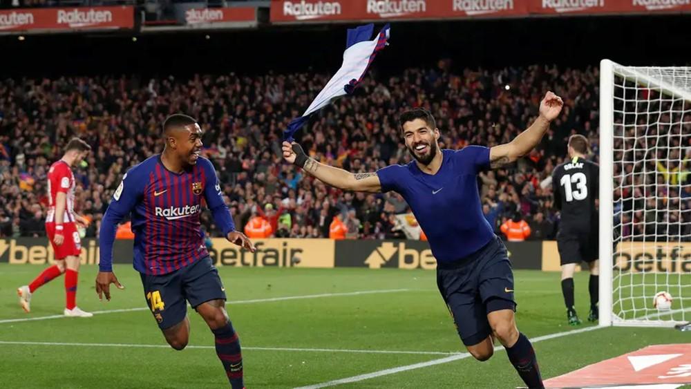 سواريز: برشلونة اقترب من تحقيق لقب الدوري