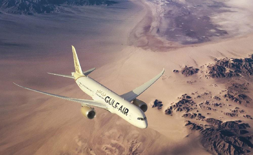 طيران الخليج تمنح لاعبي الغولف وزناً إضافياً مجانياً