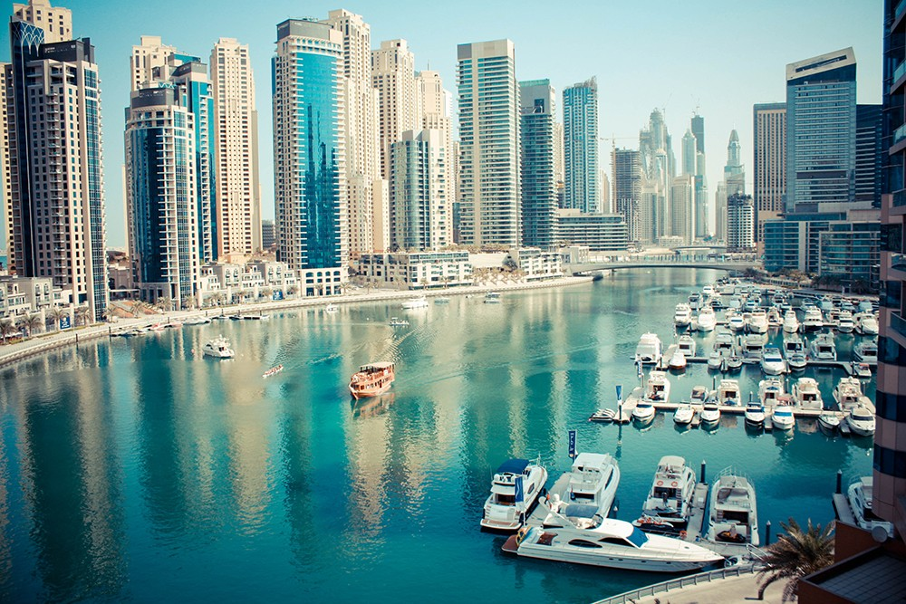 دبي.. في المرتبة التاسعة عالميا كأفضل عاصمة بحرية بـ2019