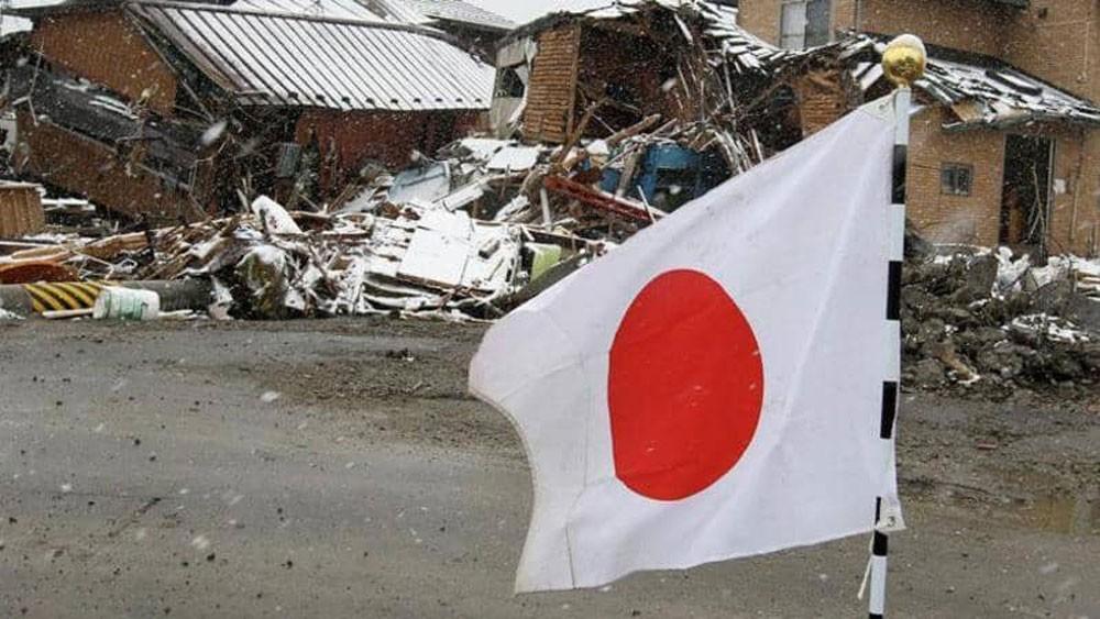 زلزال بقوة 6.1 درجة يضرب جزيرة يابانية