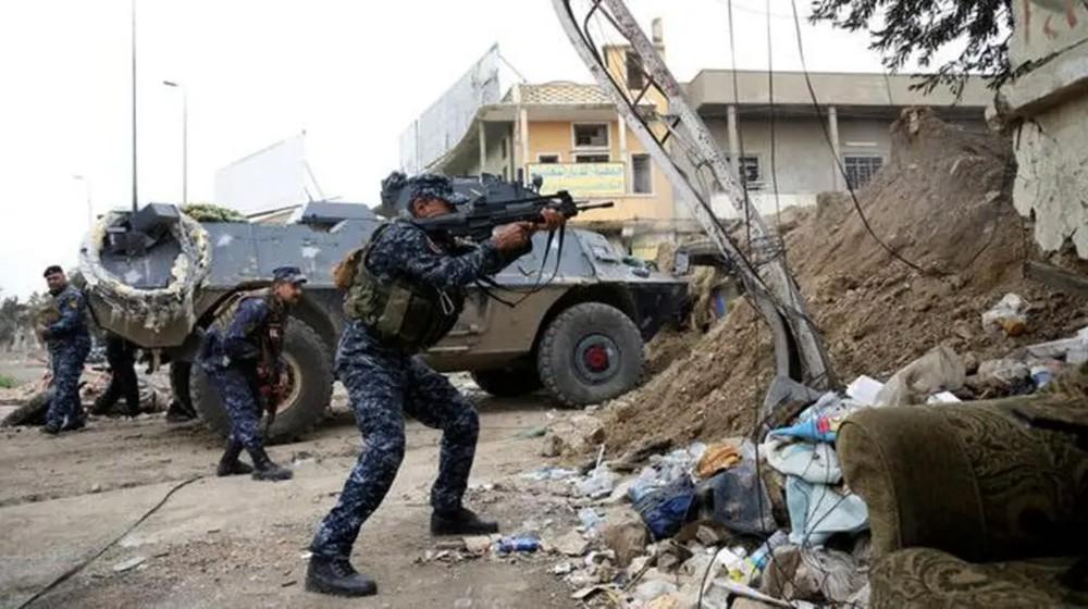 العراق.. اشتباكات بين الشرطة وعناصر من الحشد