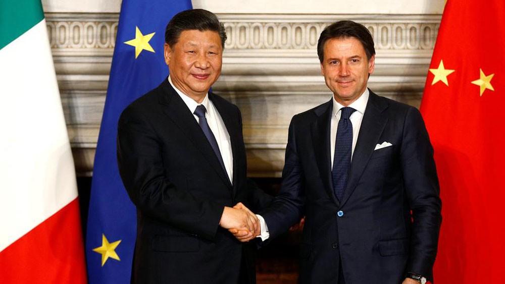 """""""الحزام والطريق"""" بين الصين وأوروبا.. بوادر عالم متعدد الأقطاب"""