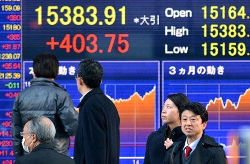 ارتفاع مؤشر نيكي 46ر1% في بورصة طوكيو الصباحية