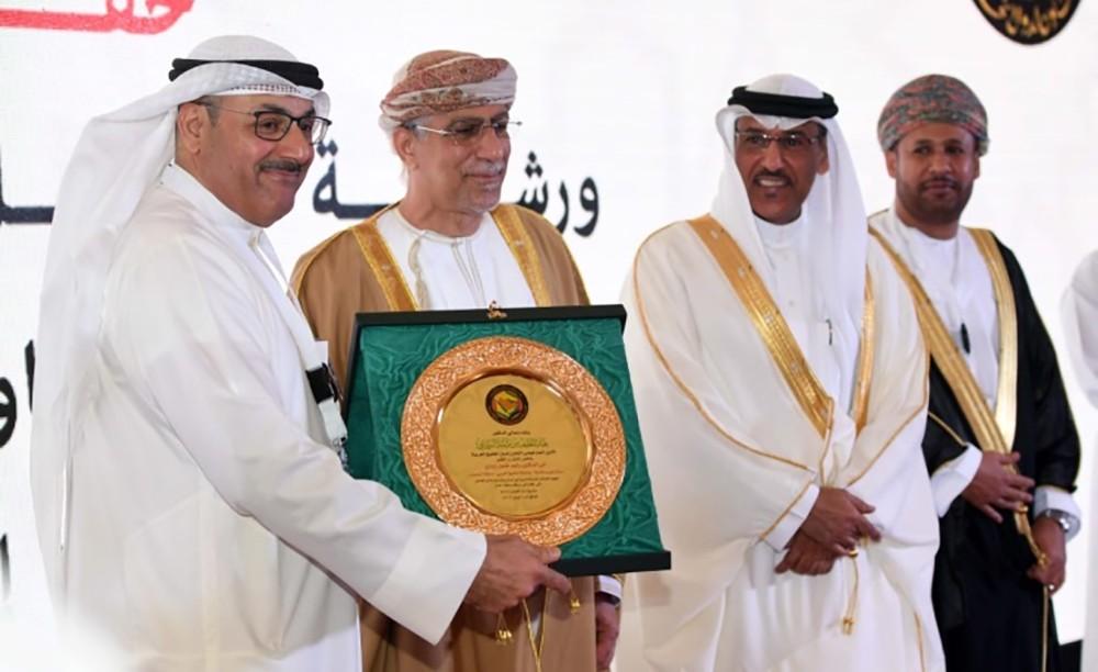 جامعة الخليج العربي تشارك في ورشة الأمن الغذائي في دول مجلس التعاون في عمان