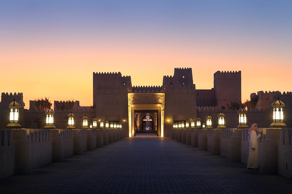 قصر السراب يفوز بلقب أفضل فندق في العالم لصور انستجرام
