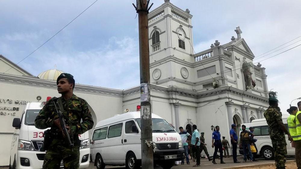 تنديد دولي باعتداءات سريلانكا المروعة