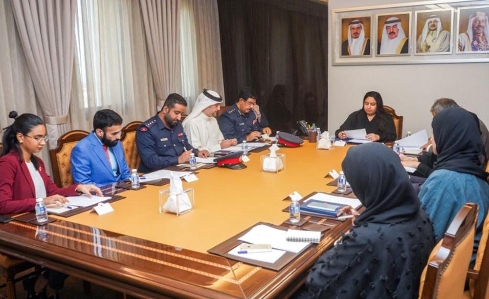 وزارة الخارجية تعقد الاجتماع السابع للجنة الوطنية بشأن حظر الأسلحة الكيميائية