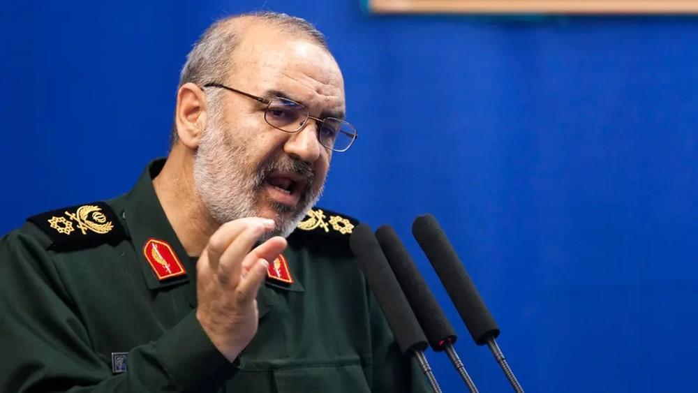 الأكثر إطلاقاً للتهديدات قائداً للحرس الثوري الإيراني