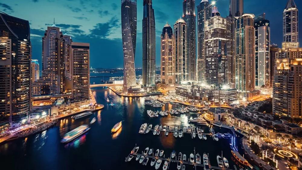 نمو يلامس الـ4% لاقتصاد إمارة دبي في 2020