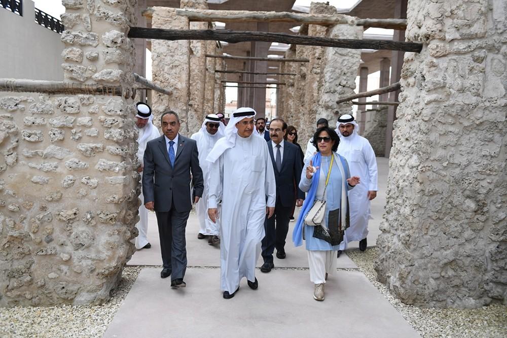الشيخ خالد بن عبد الله: الاستثمار في البنية التحتية الثقافية للمحرق أعاد لها مكانتها التاريخية ولعمقها الاستراتيجي